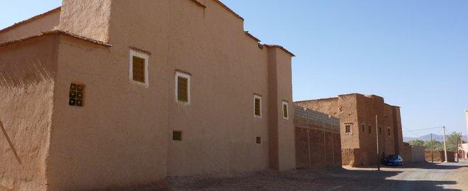 Tabesbaste - Le village