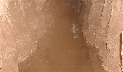 Khettara sous-terrain